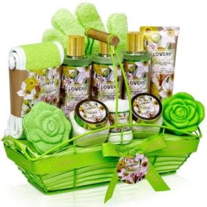 Valentine's Bath and Body Gift Basket For Women